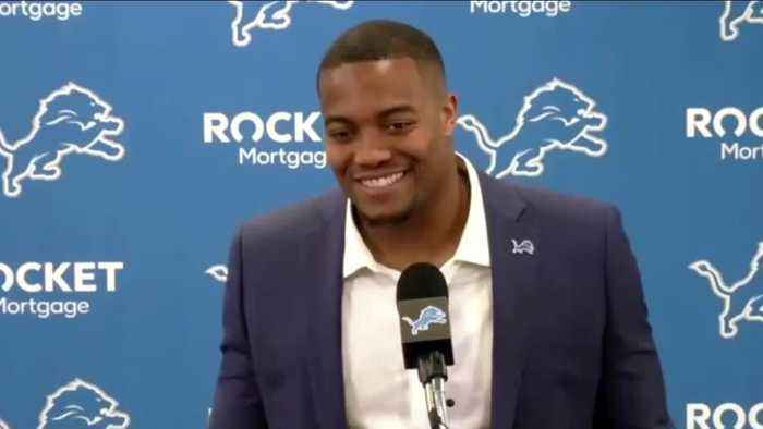 Trey Flowers on putting free agency in terms his daughter could understand
