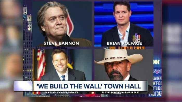 'We Build The Wall' rally to be held in downtown Detroit Thursday