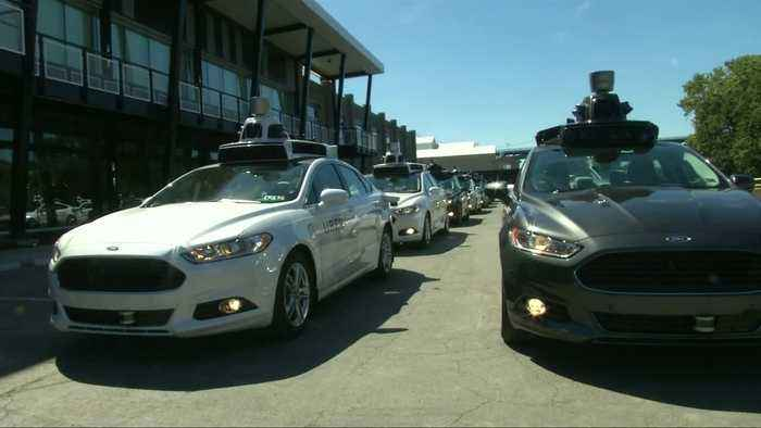 SoftBank, Toyota in talks to invest in Uber's self-driving unit: sources