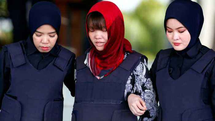 Malaysia rejects call to free woman accused of killing Kim Jong Un's half brother