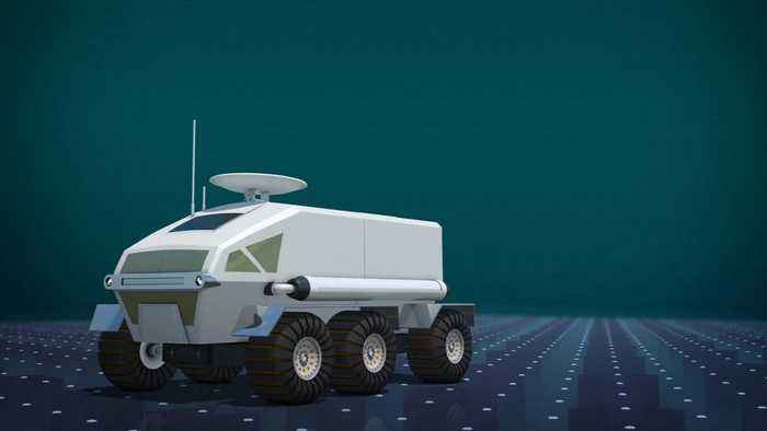 JAXA and Toyota collaborate to create lunar rover