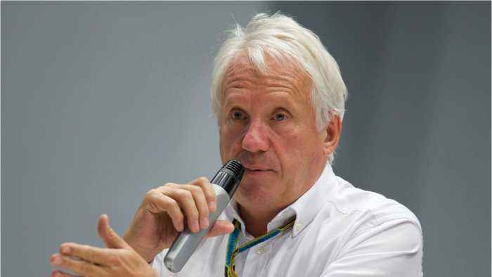 Race Director Charlie Whiting Dies At 66
