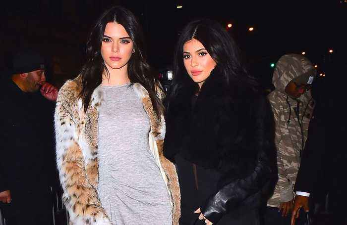Kylie and Kendall Jenner to collaborate?