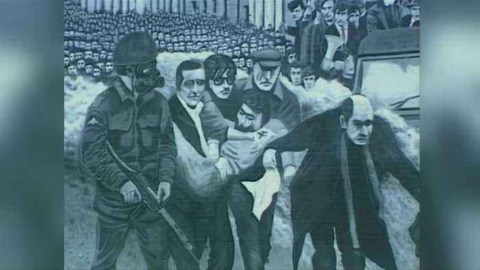 Soldier to face murder charges over 'Bloody Sunday'