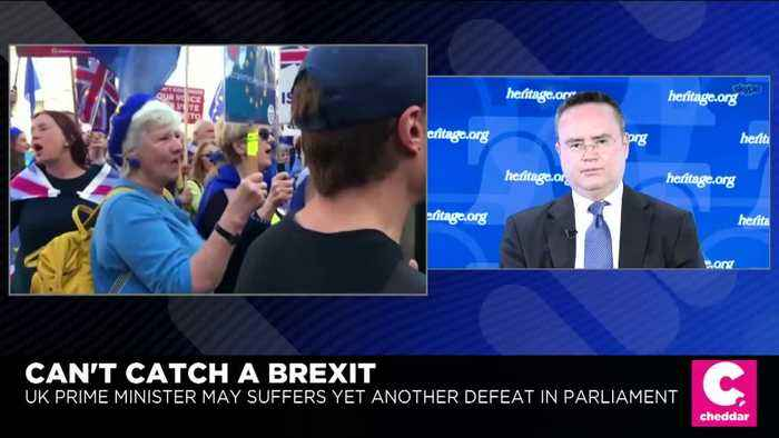 Margaret Thatcher's Former Aide: UK Should Approve Brexit, Deal or No Deal