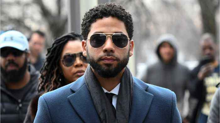 'Empire' Actor Smollett In Chicago Court Charged With Lying About Attack