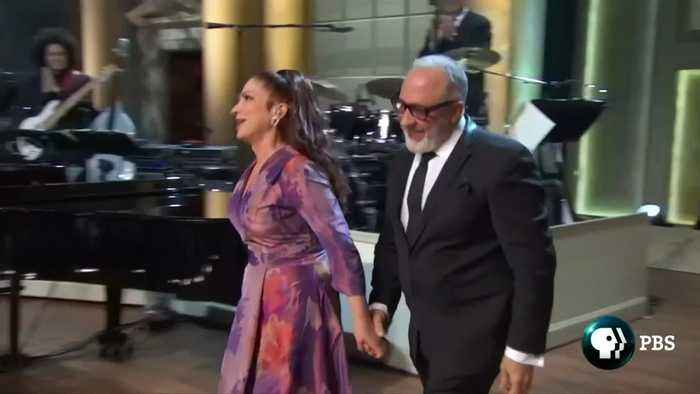 Gloria and Emilio Estefan awarded U.S. top honor for popular song, the Gershwin Prize