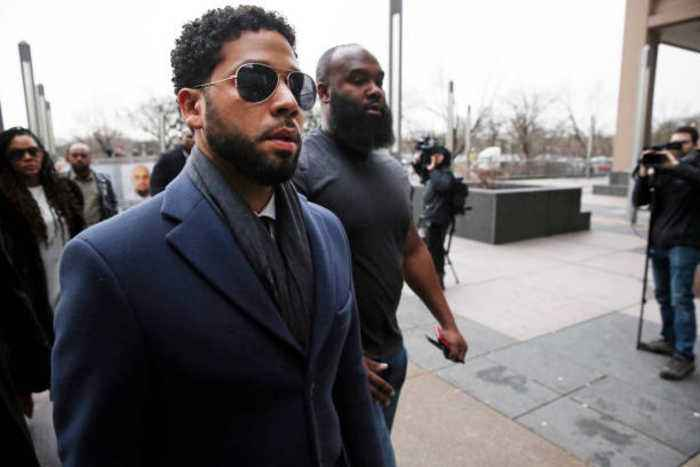 Jussie Smollett Pleads Not Guilty to Faking Attack Against Himself