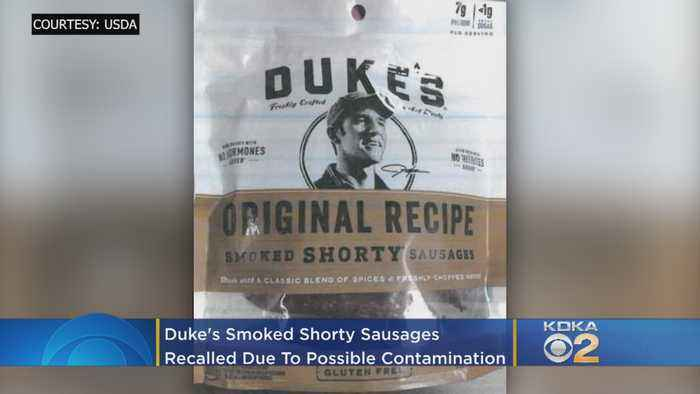 'Duke's Smoked Shorty Sausages' Recalled Due To Possible Contamination