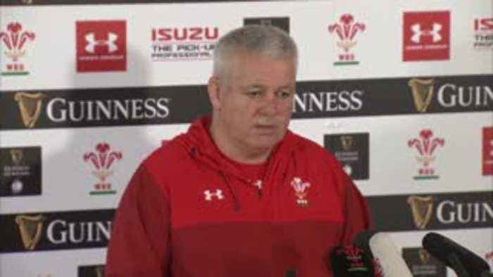 Gatland: Prize is massive for Wales