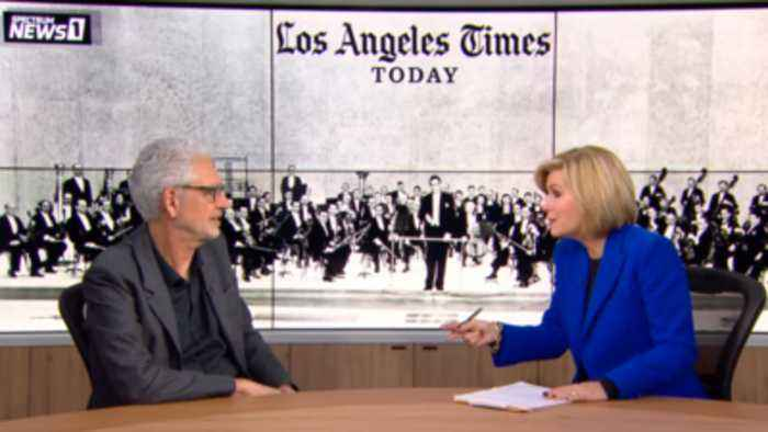 Mark Swed discusses the history of Los Angeles Philharmonic