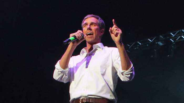 O'Rourke Claims He Never Write Down His Rally Speeches