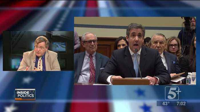 Can Michael Cohen's testimony be trusted? p1