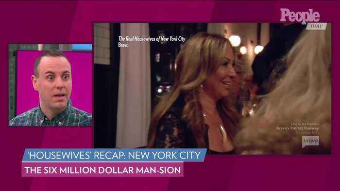 Luann de Lesseps Says She Tried to Borrow $6 Million from Dennis Shields Before His Death