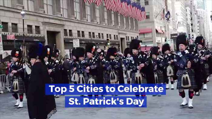 Best Places In The U.S. To Celebrate St. Patrick's Day