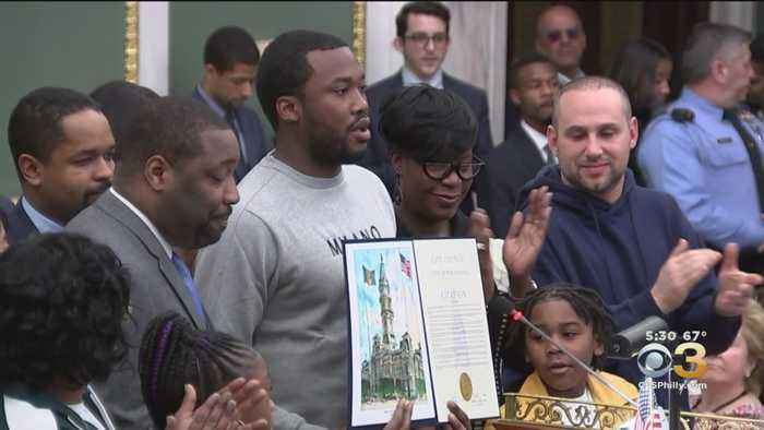 Philadelphia City Council Members Honor Meek Mill With His Own Day