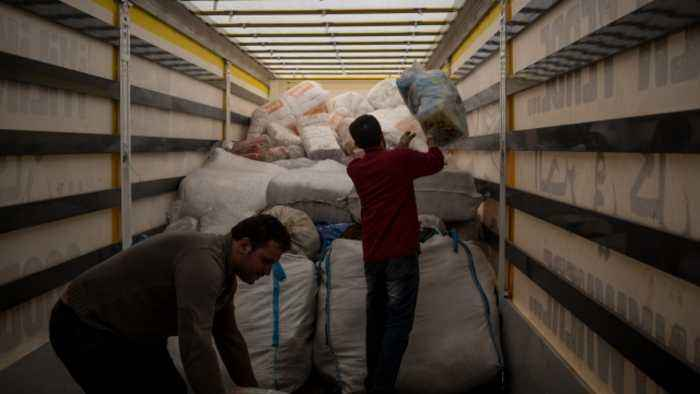 Europe Secures Over $7 Billion in Humanitarian Aid for Syria