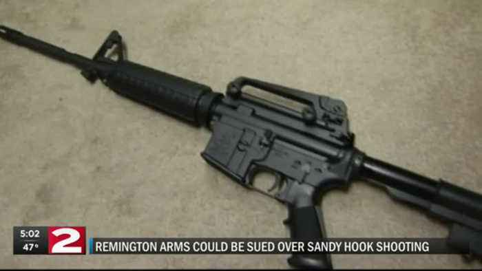 Court rules Remington can be sued over Newtown shooting