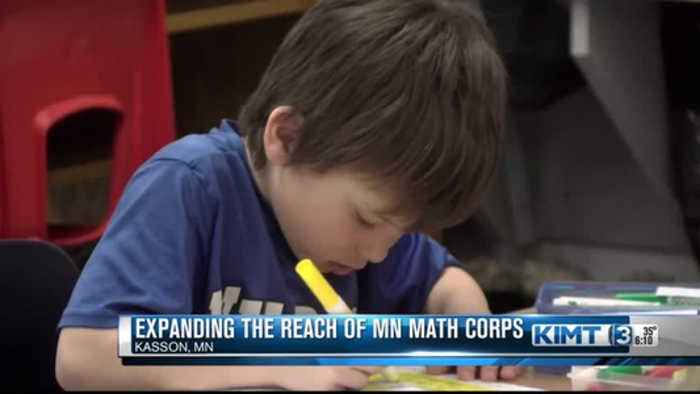 Expanding the reach of MN Math Corps