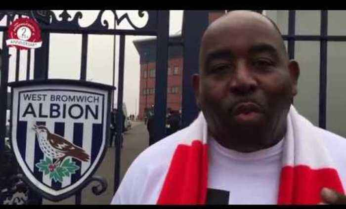 Road Trip To West Brom v Arsenal