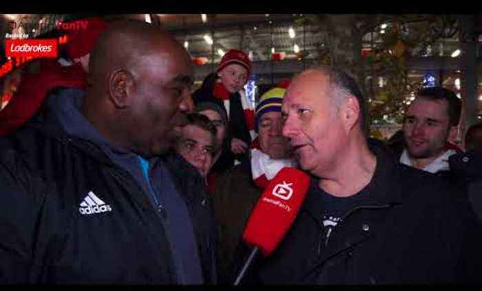 Arsenal 5-0 Huddersfield   The Top Four Trophy Is On Again!! (Claude)