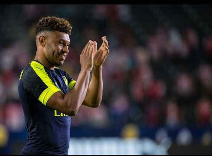 Arsenal 3 Chivas 1 | This Is A Big Year For The OX!!!