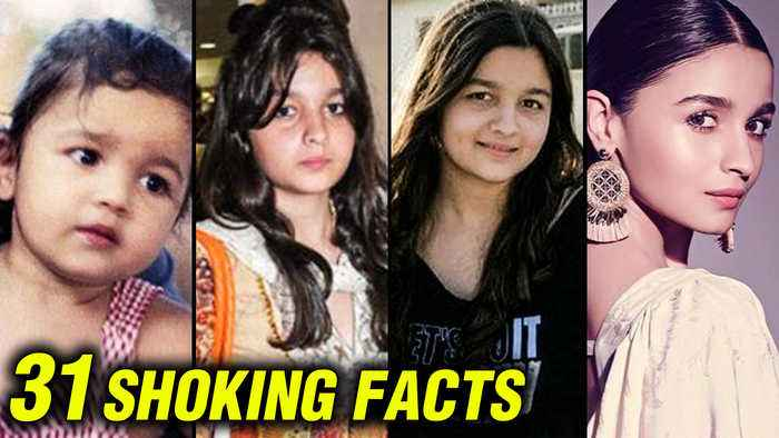 Alia Bhatt 31 SHOCKING UNKNOWN Facts | Happy Birthday Alia Bhatt