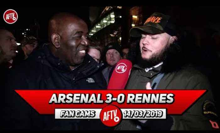 Arsenal 3-0 Rennes | The Next Round Has Tasty 'Champions League' Ties! (DT)