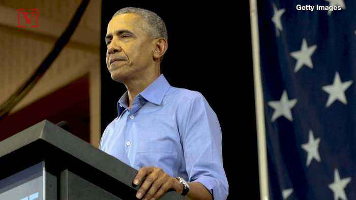 In The Wake of New Zealand Shooting, Obama Condemns 'Hatred In All Its Forms'