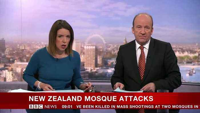 Melania Trump On New Zealand Shooting: We 'Stand Against All Of The Hatred'