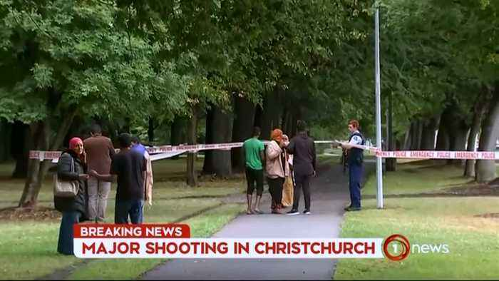 Forty-nine killed in New Zealand mosque shootings: police