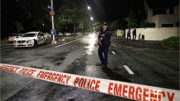 New Zealand Mass Shooting Claims Lives Of 49 People