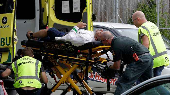 """U.S. Condemns New Zealand Mosque Attack As """"Vicious Act Of Hate"""""""