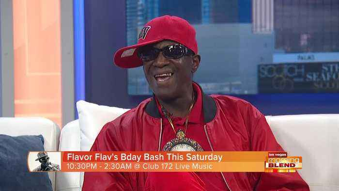 Come To Flavor Flav's Birthday Bash!