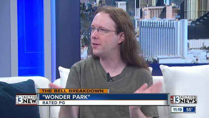 Film critic, Josh Bell, previews Wonder Park and Five Feet Apart