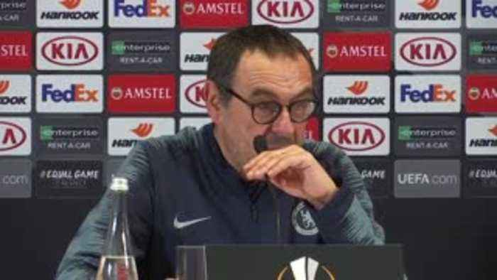 Sarri: Wonderful Chelsea performance