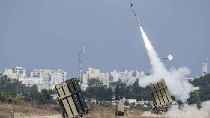 Israel Says Rockets Were Fired at Tel Aviv From Gaza