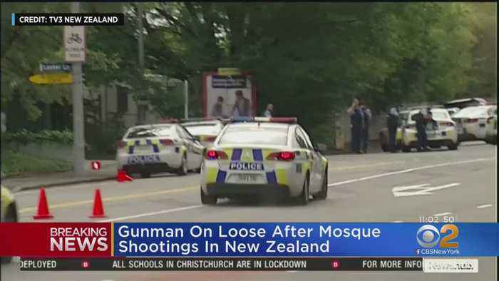 Report Of Shooting At Two Mosques, Hospital In New Zealand