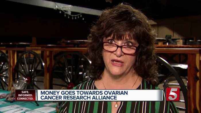 Barbara Leatherwood Fight for a Cure benefit raises funds for ovarian cancer
