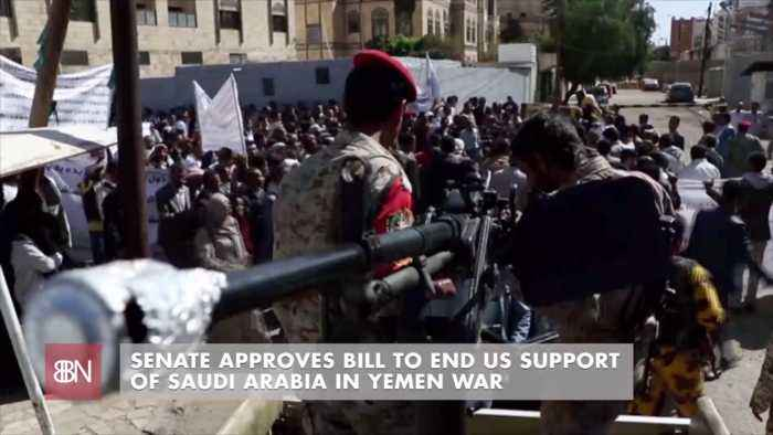 There Is No Senate Support For Saudi War In Yemen