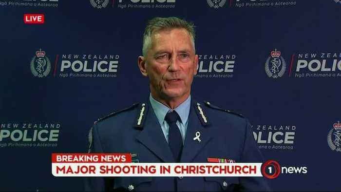 NZ police say four detained after mass shootings at mosques