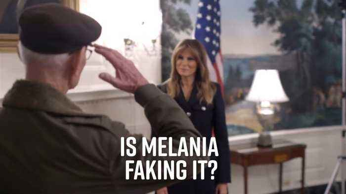 #FakeMelania: How Trump made a conspiracy theory worse