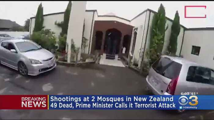 49 Killed In Terror Attack In New Zealand