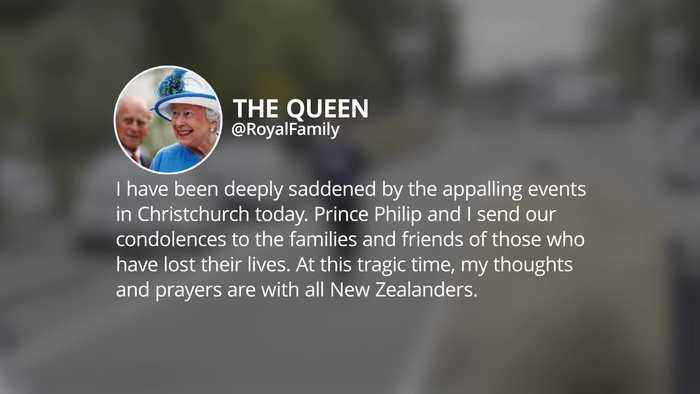 World reacts to Christchurch terror attack