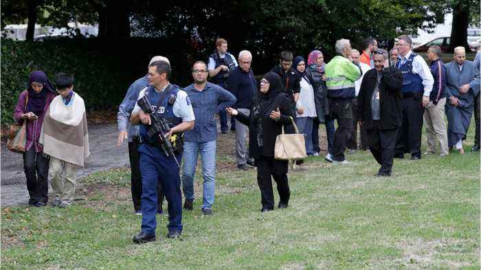Gunman Kills 49 People In New Zealand Mosque