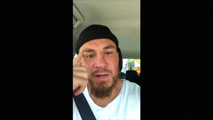 All Blacks star Sonny Bill Williams shocked at New Zealand shooting