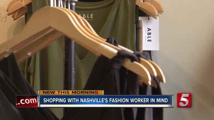 Nashville fashion brand, ABLE, dedicated to livable wage
