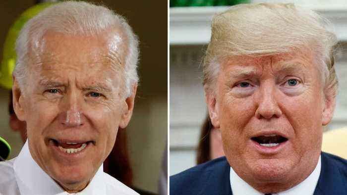 Aides Struggle To Soothe A President Rattled By Joe Biden