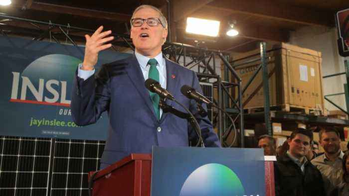 Fact-Check: Gov. Inslee Comment on Wildfires and Air Quality