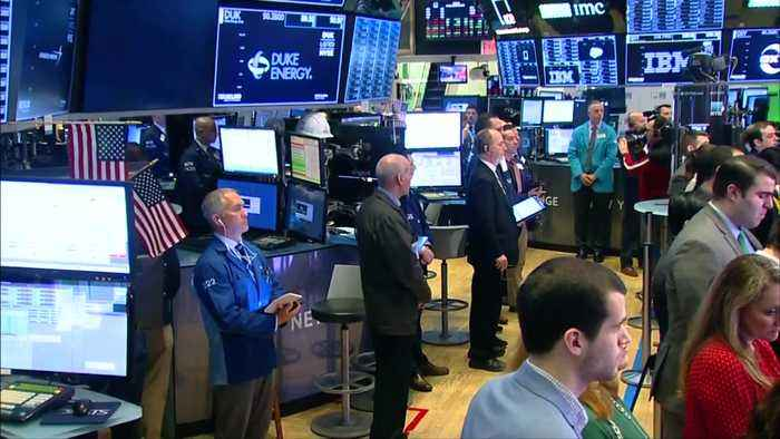NYSE pauses for NZ massacre victims